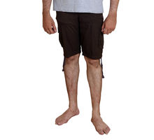 Cargo Shorts for Men, 30,  brown