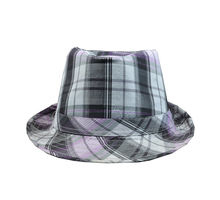 Black & White Hat for Men