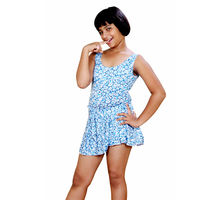 Blue 2 Piece Swim Wear for Girls