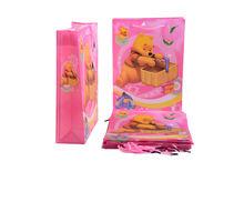 Medium Pooh with Basket Carry Bag - Set of 12, m