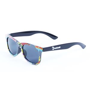 Wow sunglasses for kids, plastic, 12.5   2.5   4.5 cm,  black