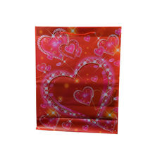 Small Red Hearts Bag - Set of 12