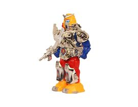 Fab5 Combat Hero Robot 0903A (Multi, Pack Of 1), multi
