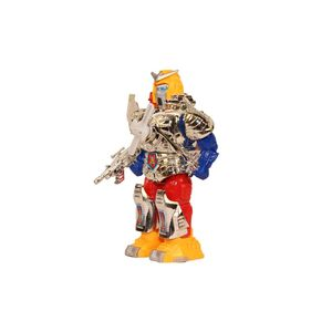 Fab5 Combat Hero Robot 0903A (Multi, Pack Of 1), multi