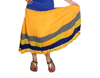 Cotton Skirt for Women