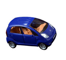 Super Nano Car,  blue