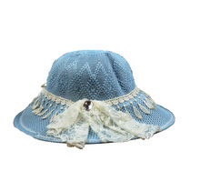 Blue Hat for Women