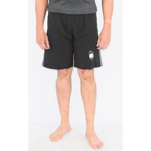 Men's Shorts, l, 90  polyester and 10  spandex,  black