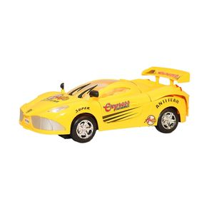 Fab5 Anti Terrorism Car 557 (Yellow, Pack Of 1), yellow