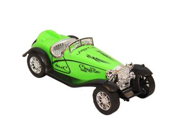 Fab5 Vintage Car(A009) (Green, Pack Of 1)
