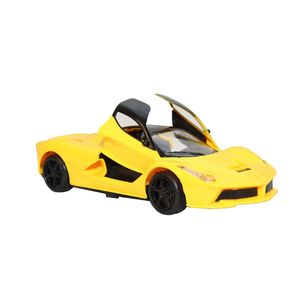 Fab5 Fast & Furious Car(Jh15017Ch) (Yellow, Pack Of 1), yellow