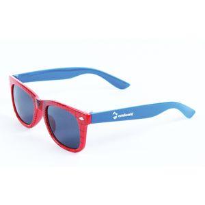 Kids Dashing Spiderman Sunglasses, plastic, 13   3   5 cm,  red