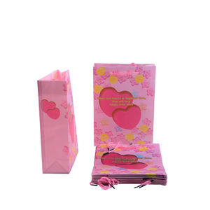 Small Heart Bags Carry Bag - Set of 12, s
