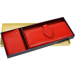 Women Gift box,  red