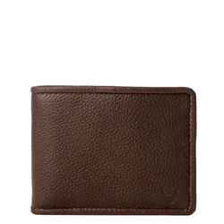 267-017A (Rf) Men's wallet,  brown