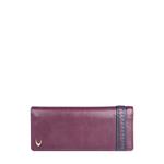 Drew W1 Women s Wallet, Roma Melbourne Ranch,  aubergine