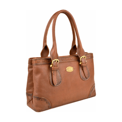 Pheme 02 Women's Handbag, Regular,  tan