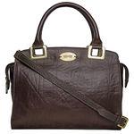 Claudia 02 Handbag, elephant,  aubergine