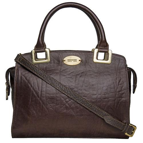 Claudia 02 Women s Handbag, Elephant Cement Pebble,  brown