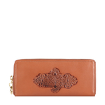 GELDA W3 (RFID) WOMEN S WALLET SADDLE,  tan