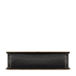 BOSS 03 WOMEN S SHOULDER BAG WAXED SPLIT,  black