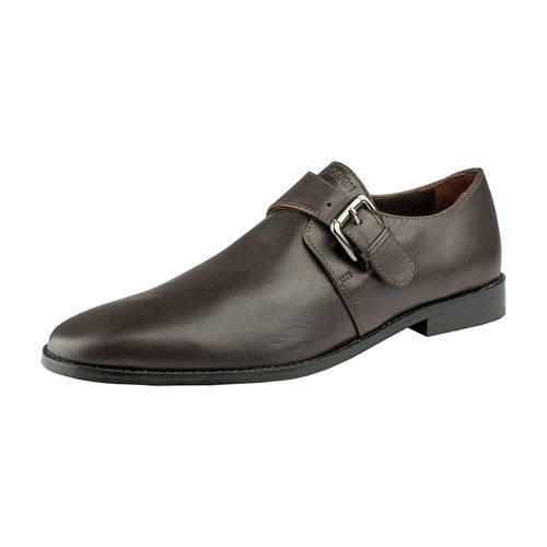 Baker Men s Shoes, Ranch Goat Lining, 7,  brown