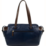 Sb Olivia 02 Women s Handbag Cow Deer,  midnight blue