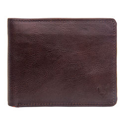 490 Men's wallet, ranch,  chestnut