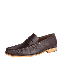Andrew Men's shoes,  brown, 10