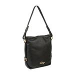 Lucy 01 Women s Handbag, Cow Andora,  black