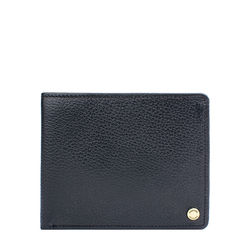 490-02 Sb Men's Wallet, Regular Printed,  black
