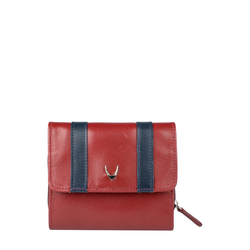 Missy W4 (Rfid) Women's Wallet, Melbourne Ranch,  red