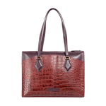 Kasai 01 Sb Women s Handbag, Croco,  red