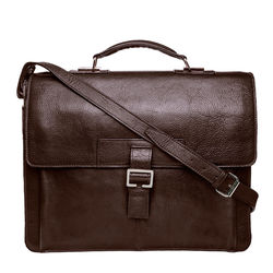 Spector 1337 Briefcase, regular,  brown