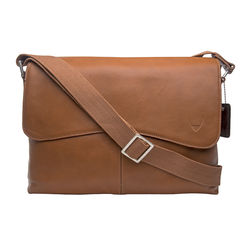 Melrose Place 03 Messenger bag, regular,  tan