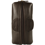 Tashi Toilet Kit, Ranch,  brown