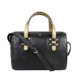 GOTHIC 02 WOMENS HANDBAG IDAHO,  black