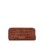 Mackenzie W3 (Rfid) Sb Women s Wallet, Croco,  tan