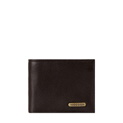 017Sc (Rfid) Men's Wallet Printed Regular,  brown