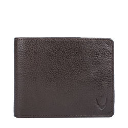 490 Men's wallet, regular,  brown