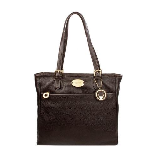 Lucia 01 Women s Handbag, Cow Deer,  brown