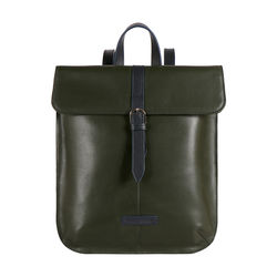 HIDESIGN X KALKI EDGE 03 WOMENS'S BACKPACK SOHO,  emerald green