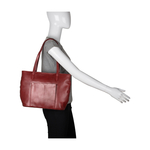 Liscio 01 Women s Handbag, Soho,  red