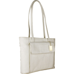Tovah 4310 Women s Handbag, Croco,  white