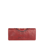 Swala W2 (Rfid) Women s Wallet, Kalahari Mel Ranch,  red