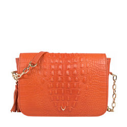 Rive Gauche 01 Women's Handbag Baby Croco,  lobster