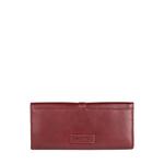 Hibiscus W1 E. I Women s Wallet, E. I. Sheep Veg,  red