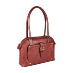 Mercury 01 Sb Women s Handbag, Cow Croco Melbourne Ranch,  red