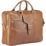 Golf 02 Briefcase, regular,  brown