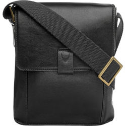 Aiden 03 Crossbody, ranchero,  black